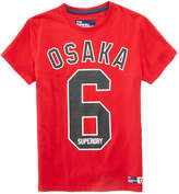 Superdry Men's Osaka 6 Graphic-Print T-Shirt