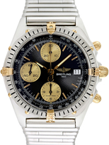 Breitling Vintage Chronomat Stainless Steel & 18K Yellow Gold Watch, 40mm