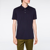 Paul Smith Men's Navy Supima-Cotton Polo Shirt