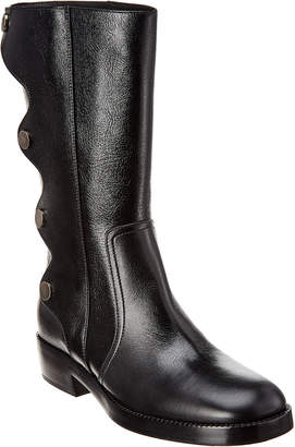 Christian Dior Leather Boot