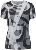 NO KA 'OI No Ka'Oi Ule printed stretch-jersey top