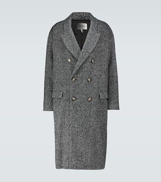 Isabel Marant Soward double-breasted coat