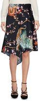 Paco Rabanne Knee length skirts