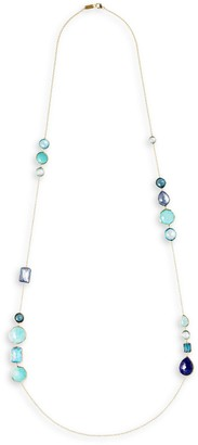 Ippolita Rock Candy Gelato Hero 18K White Gold & Multi-Stone Necklace
