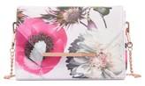 Ted Baker Panello Neon Poppy Textured Bar Crossbody Bag - Pink