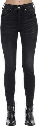 Calvin Klein Jeans Straight Leg Cotton Denim Jeans