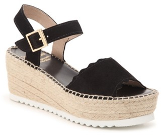 Andre Assous Caica Espadrille Wedge Sandal