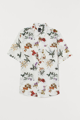 H&M Cotton shirt Regular Fit