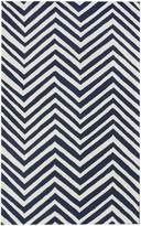 nuLoom 200HJHK04E-960136 Handmade Alexa Chevron Wool Rug (9-Feet 6 X 13-Feet 6)