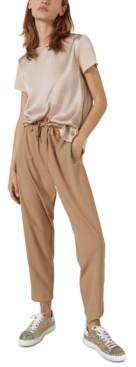 Marella Nasco Drawstring-Waist Pants