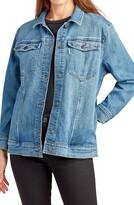 Sam Edelman The Tansy Denim Trucker Jacket