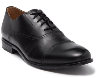 Warfield & Grand Moore Cap Toe Leather Oxford