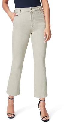 Joe's Jeans Slim Kick Trousers in Egret (Egret) Women's Jeans