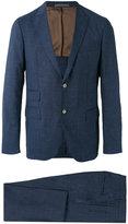 Eleventy slim-fit suit - men - Silk/Linen/Flax/Cupro/Wool - 46