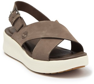 Timberland Los Angeles Wind Slingback Wedge Sandal