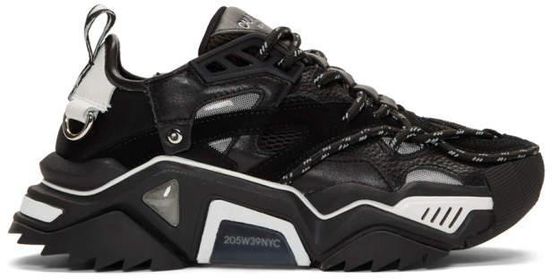 Calvin Klein Black Strike 205 Sneakers