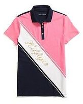 Tommy Hilfiger Tommy Women's Pieced Polo