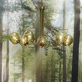 west elm Eclipse Chandelier - Brass