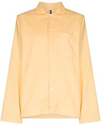 Tekla Button-Up Pajama Shirt