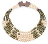 Peserico Multi-Strand Beaded Necklace