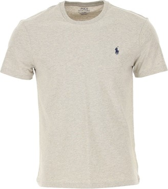 Polo Ralph Lauren Logo Crewneck T-Shirt