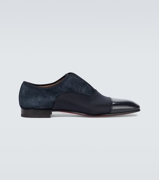 Christian Louboutin Alpha Male Flat derby shoes