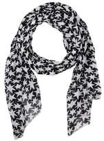 Saint Laurent Oblong scarf