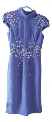 Bottega Veneta Purple Synthetic Dresses