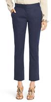 Diane von Furstenberg Carissa Linen Cropped Pant