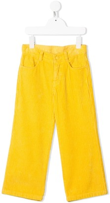 Stella McCartney corduroy trousers