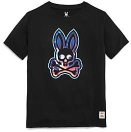 Psycho Bunny Boys' Paradise Bunny Tee - Little Kid, Big Kid