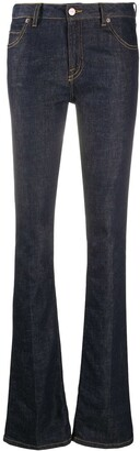 Victoria Victoria Beckham Flared Leg Jeans