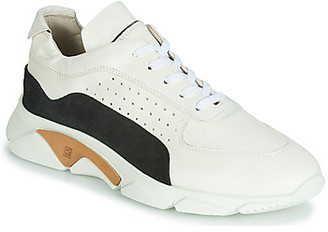 Moma FLORENCE BID/BEDTNERO women's Shoes (Trainers) in White