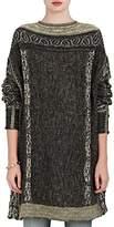 Gary Graham Women's Alpaca-Linen Oversized Sweater