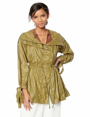 Puma Women's Fenty Bow Cuff Parachute Jacket