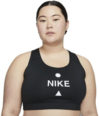 Nike Plus Size Icon Clash Sports Bra