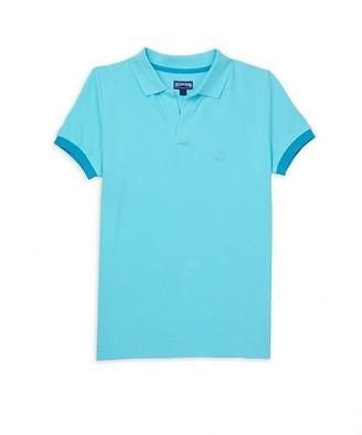 Vilebrequin Little Boy's & Boy's Cotton Pique Polo Shirt