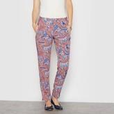 Anne Weyburn Printed Trousers