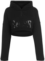 USA Pro Little Mix Crop Hoodie Ladies