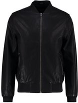 New Look New Look Faux Leather Jacket Black