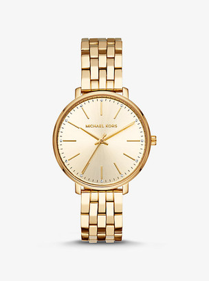 Michael Kors Pyper Gold-Tone Watch - Gold