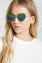 Forever 21 Tinted Heart Sunglasses