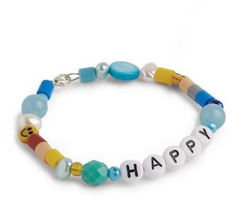 WALD BERLIN Candy Man Happy Bracelet
