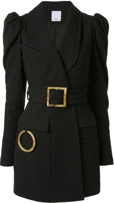 Acler Alameda blazer mini dress