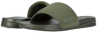 Reef One Slide (Olive) Women's Shoes