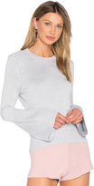 HELFRICH Janis Lurex Crew Neck Sweater