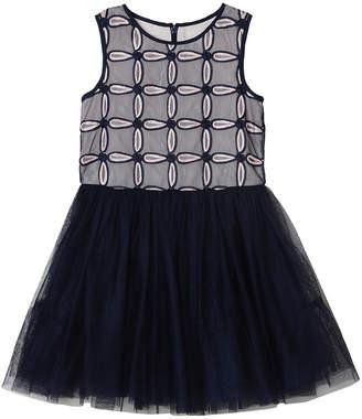 Pastourelle Mesh Tutu Dress