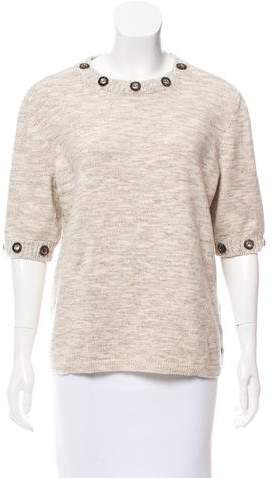 Chanel 2016 Cashmere Sweater