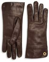 Loro Piana Jacqueline Leather Gloves