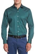 Peter Millar Men's Golf Tee Print Sport Shirt